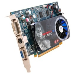 ATI RadeonHD 4650 graphic card