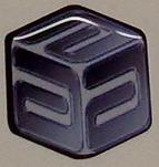ACube sticker without border